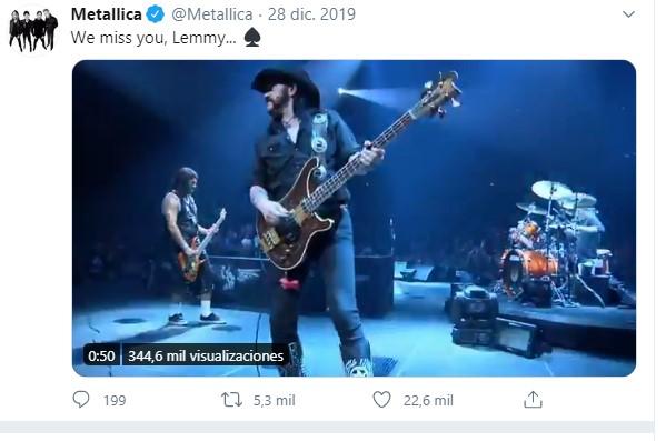 #Metallica #CiberNews #CiberNoticias